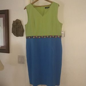 NWT Nine West Sz 14 dress